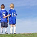 bambino scuola calcio milano